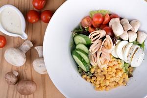 Chef-salad
