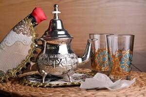 Moroccan-Tea
